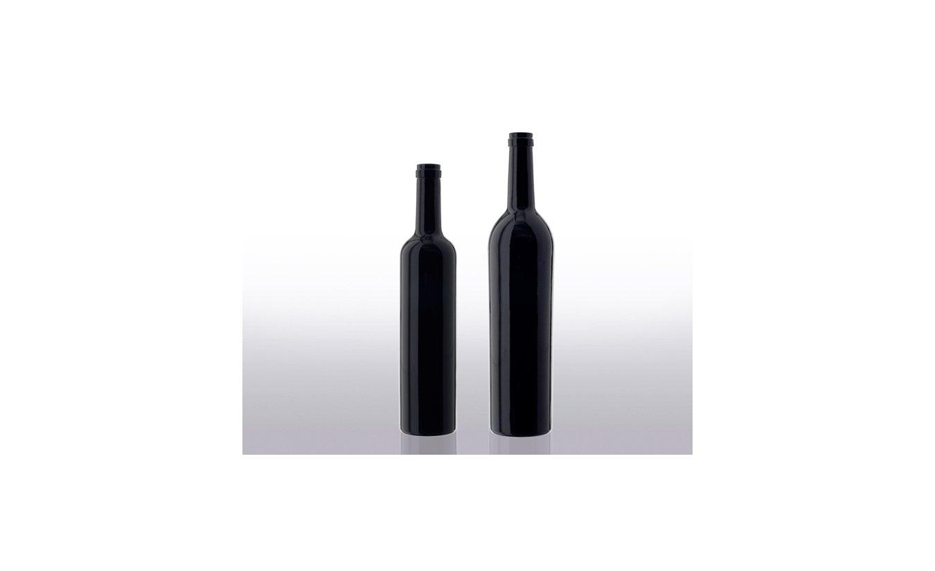 Miron violett glass weinflaschen