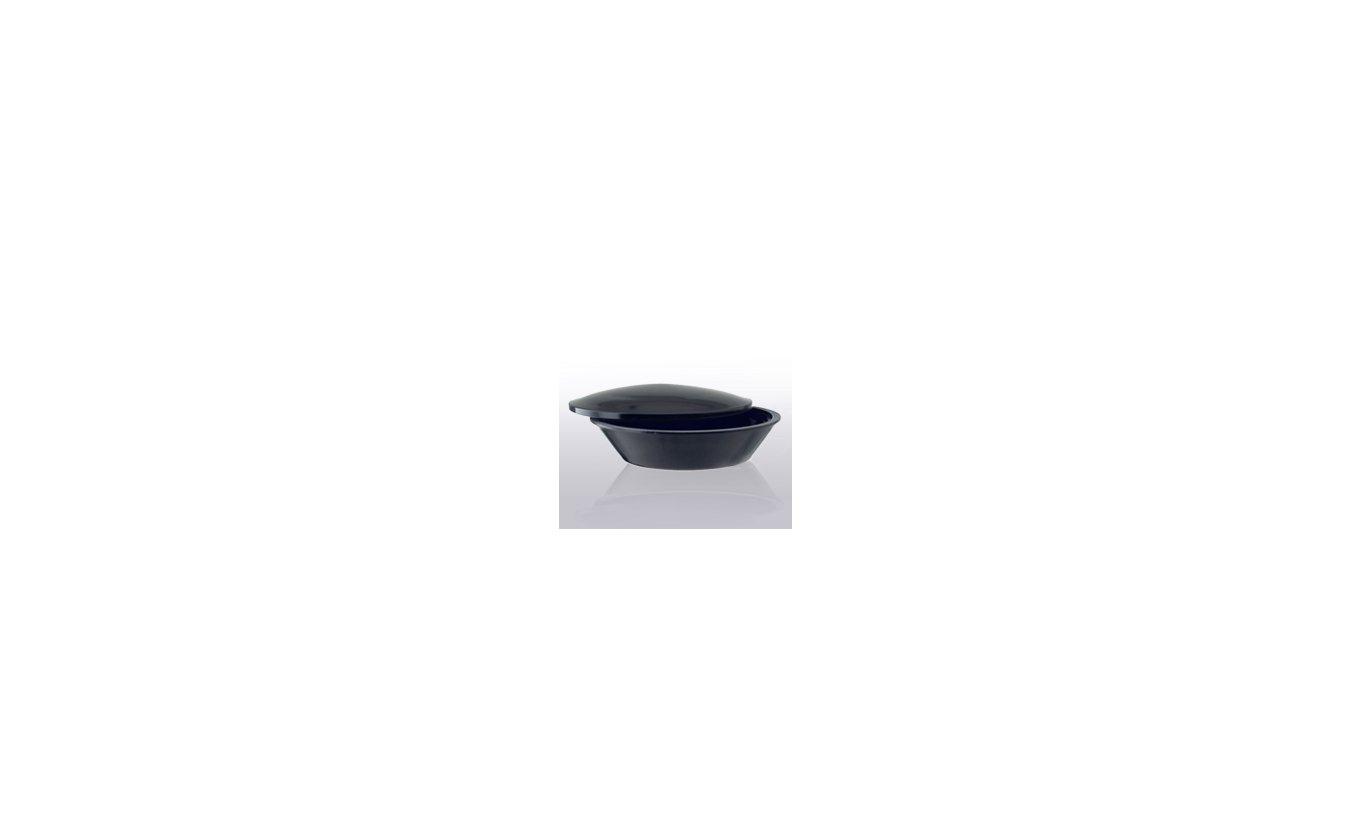 Violettglas Schale, (1 pcs)
