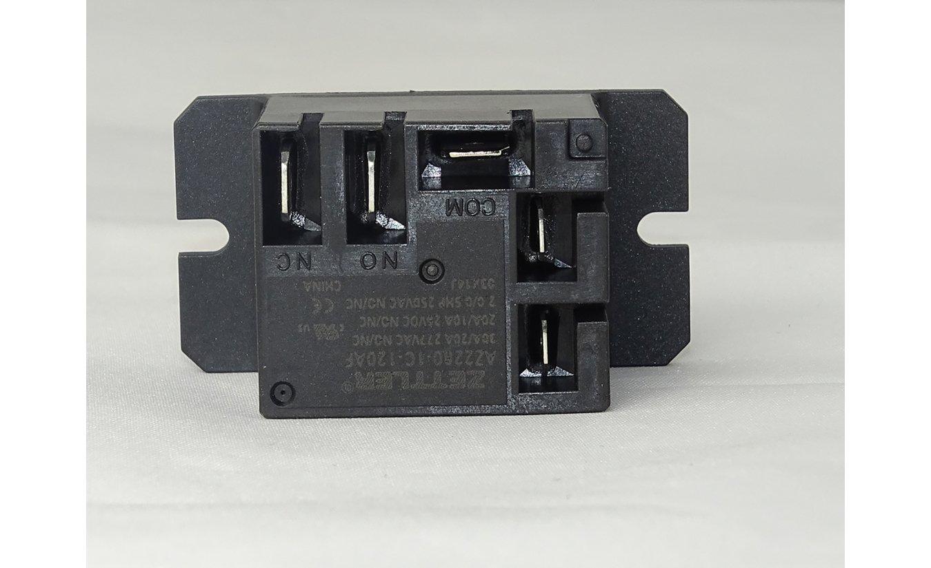 Relay, SP/DT 120V