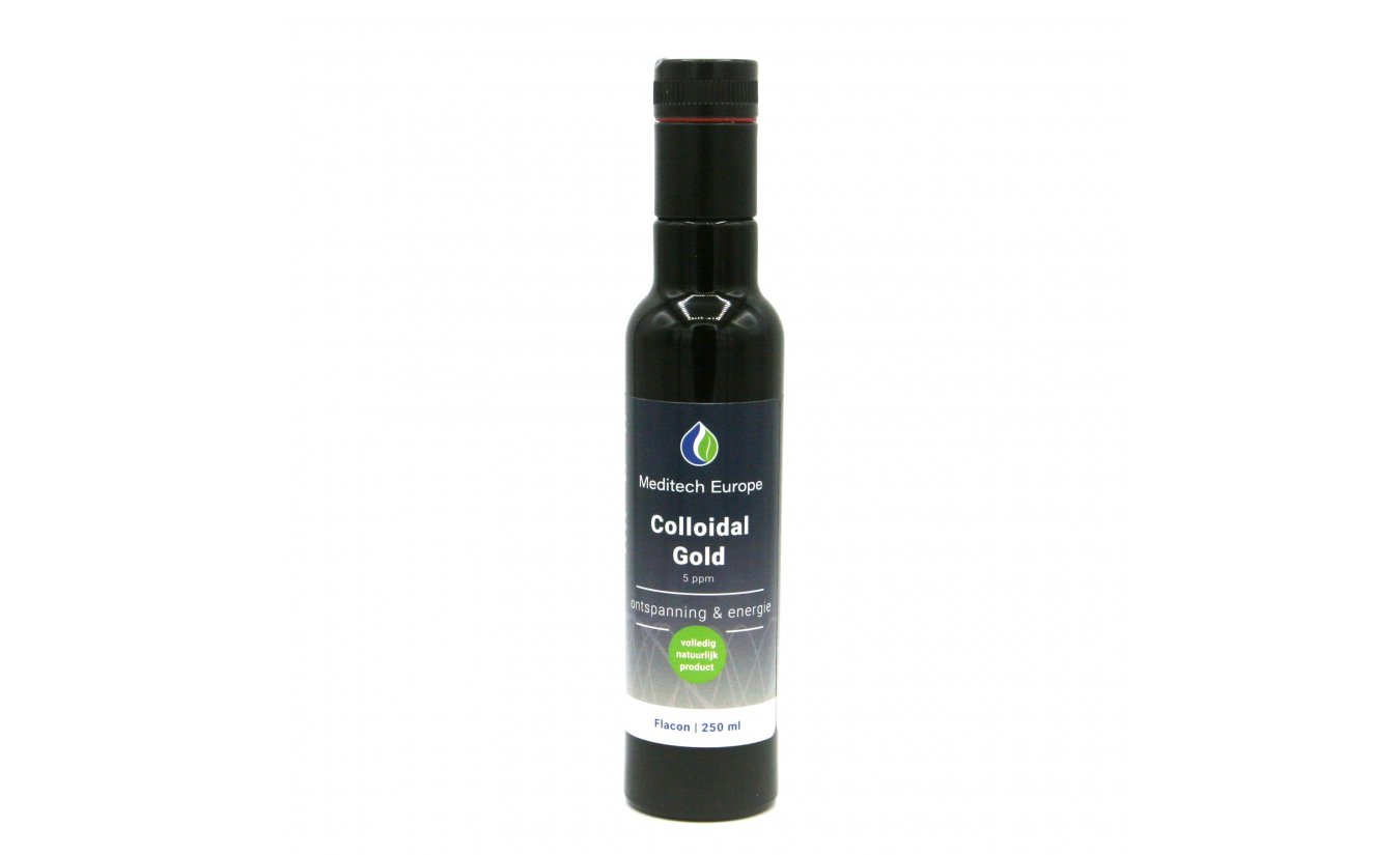 Kolloidales Gold Essenz 5ppm, 250 ml