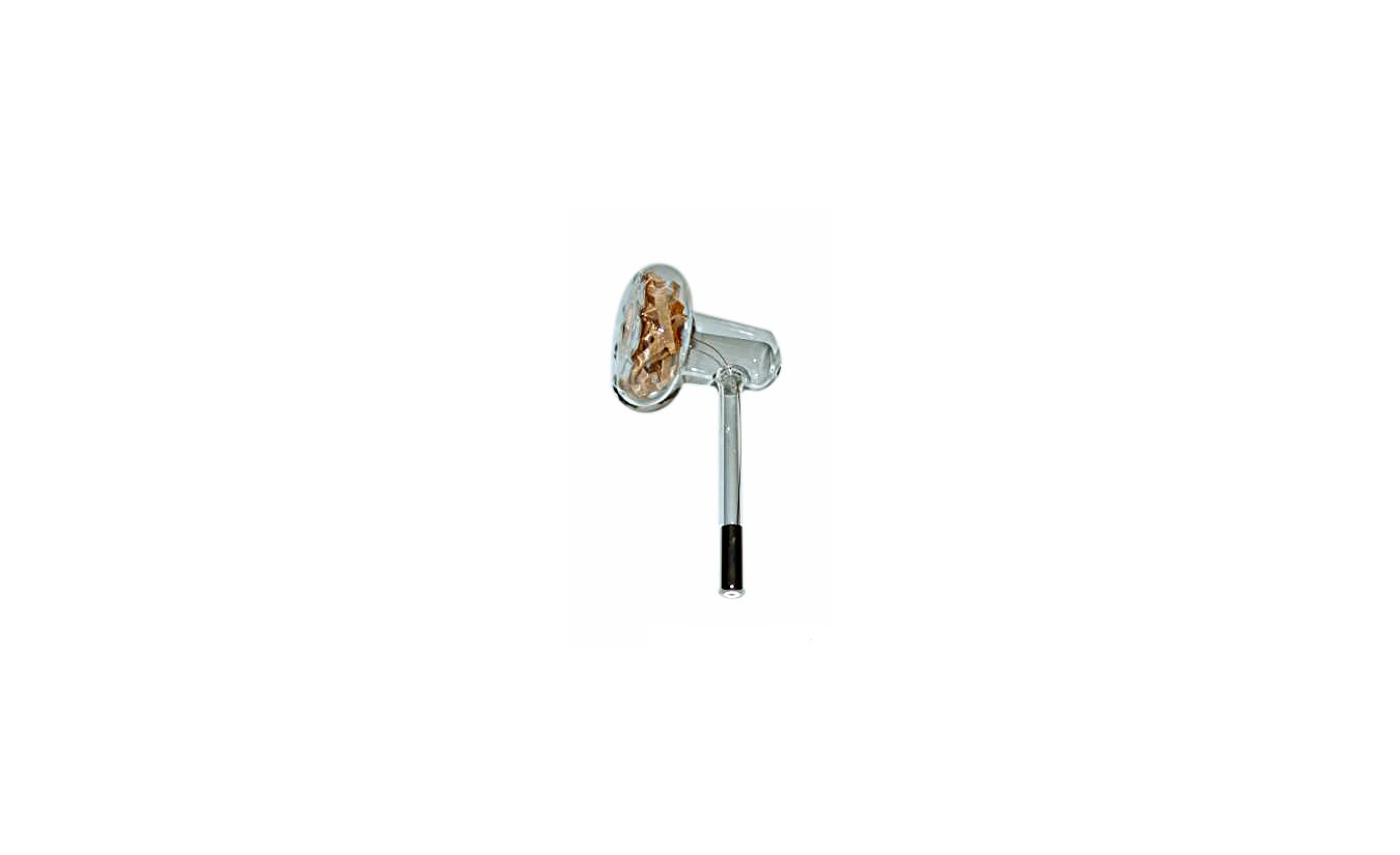 Glaselectrode N 2T encoches