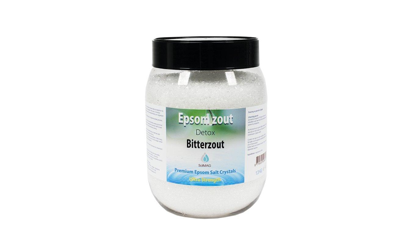 Himalaya Epsom-Salz (Magnesiumsulfat ) 1,5Kg
