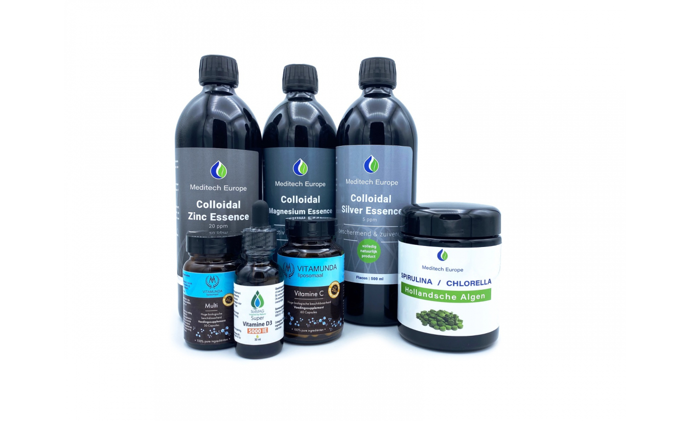 Colloidal Health Package