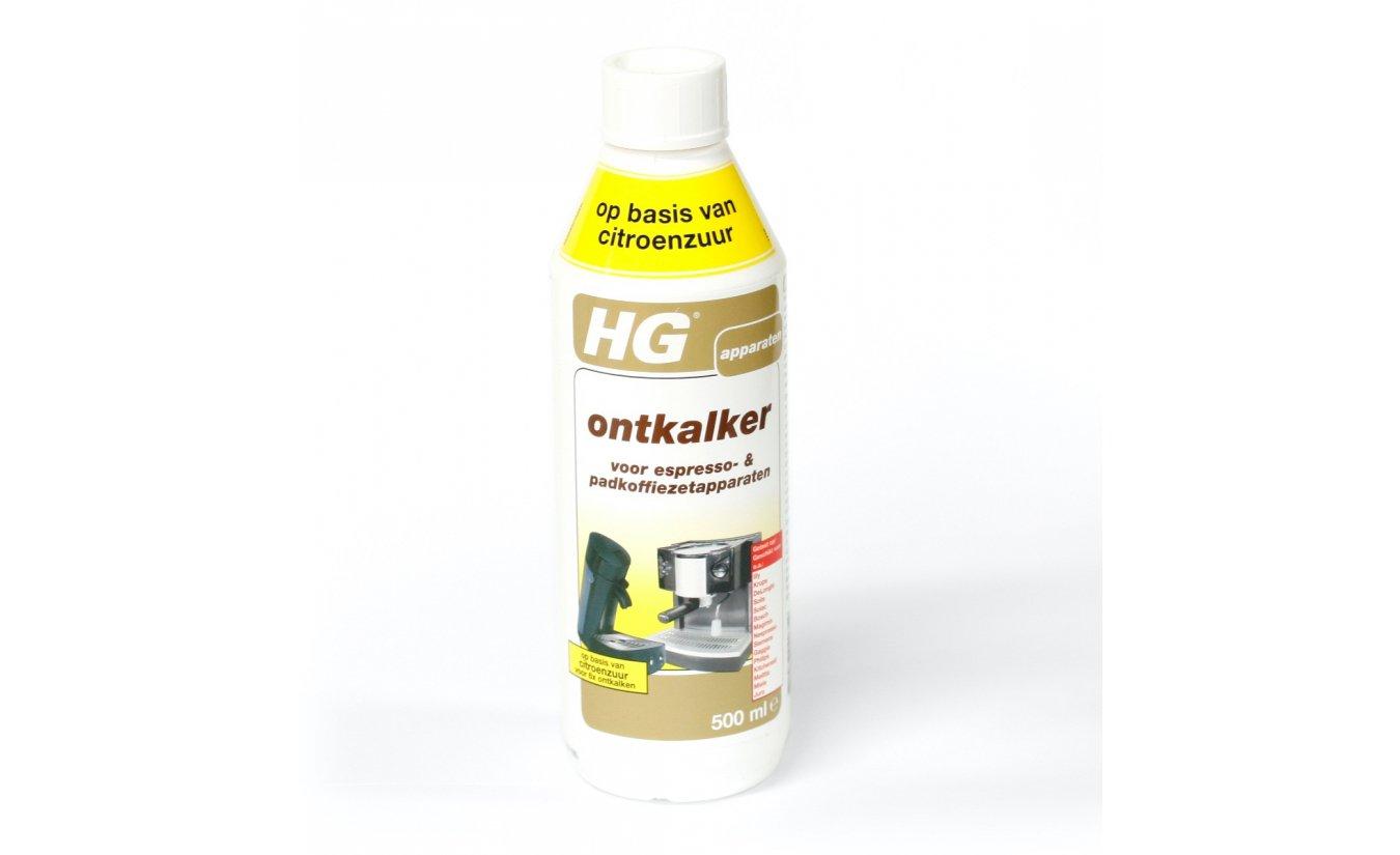 HG Entkalker für heiss Wasser Apparate