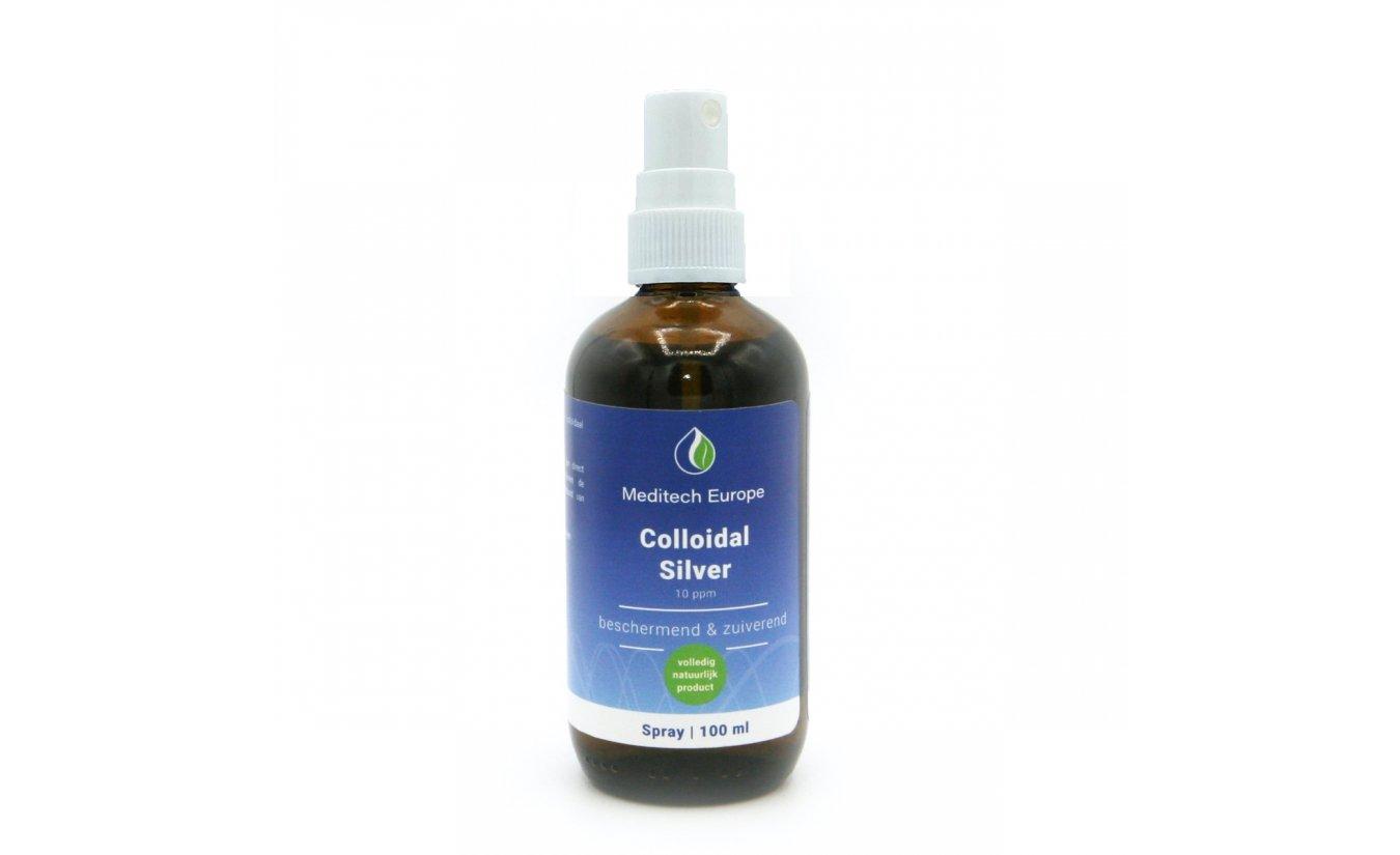 Kolloidales Silber 10ppm 100 ml Spray
