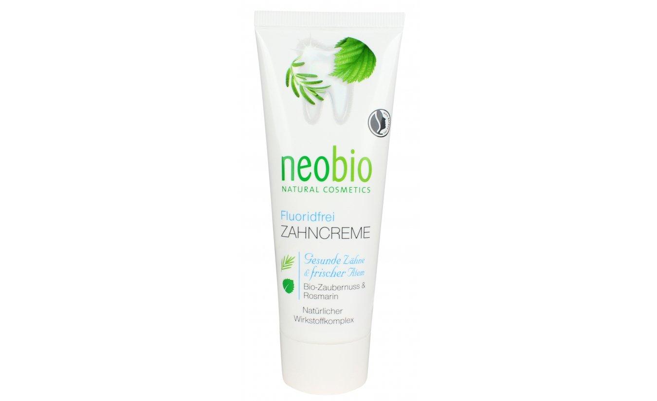 Neobio Fluoridfreie Zahnpasta 75 ml