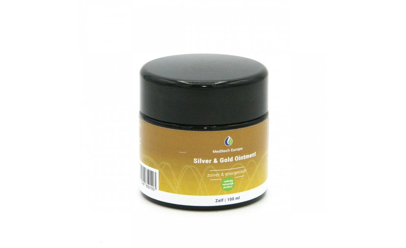 Kolloidale Silber-Salbe 100 ml