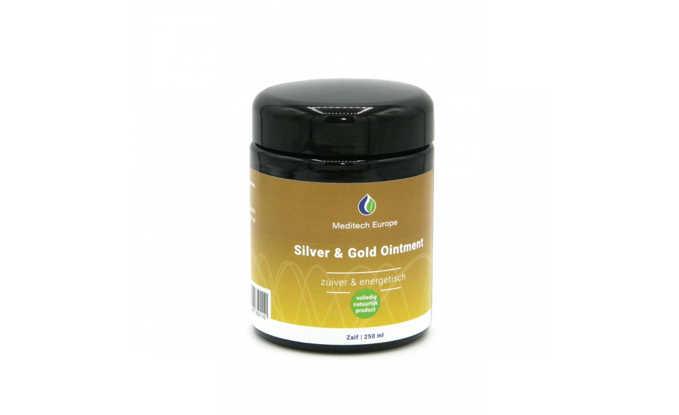 Kolloidale Silber-Salbe 250 ml