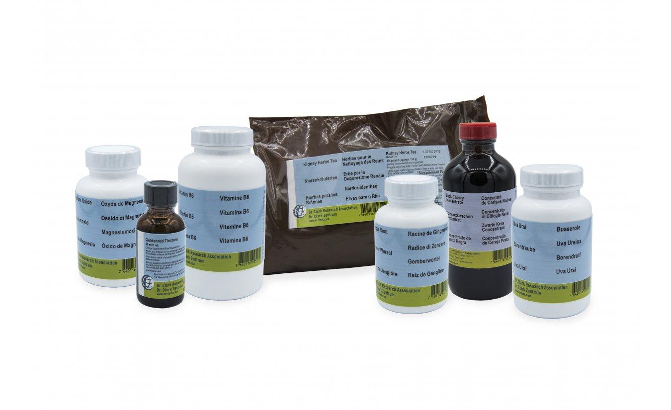 Nieren-Reinigungskur