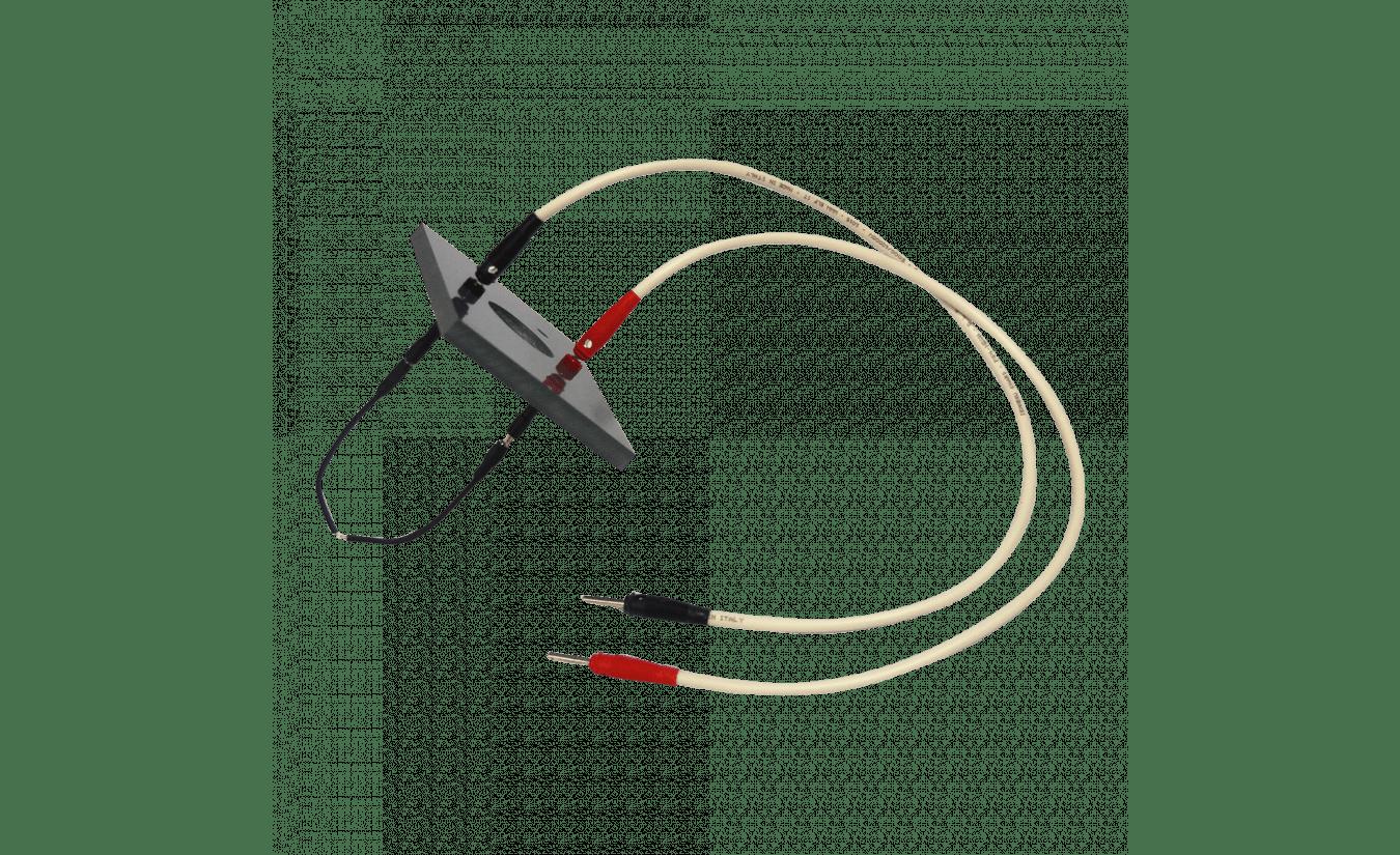 Unit mit silber electroden.
