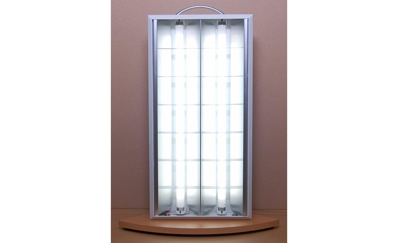 Mountainlight Therapie-Lampe 2 X 18 Watt