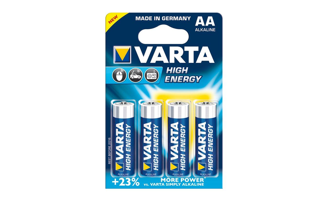 Varta High Energy LR6
