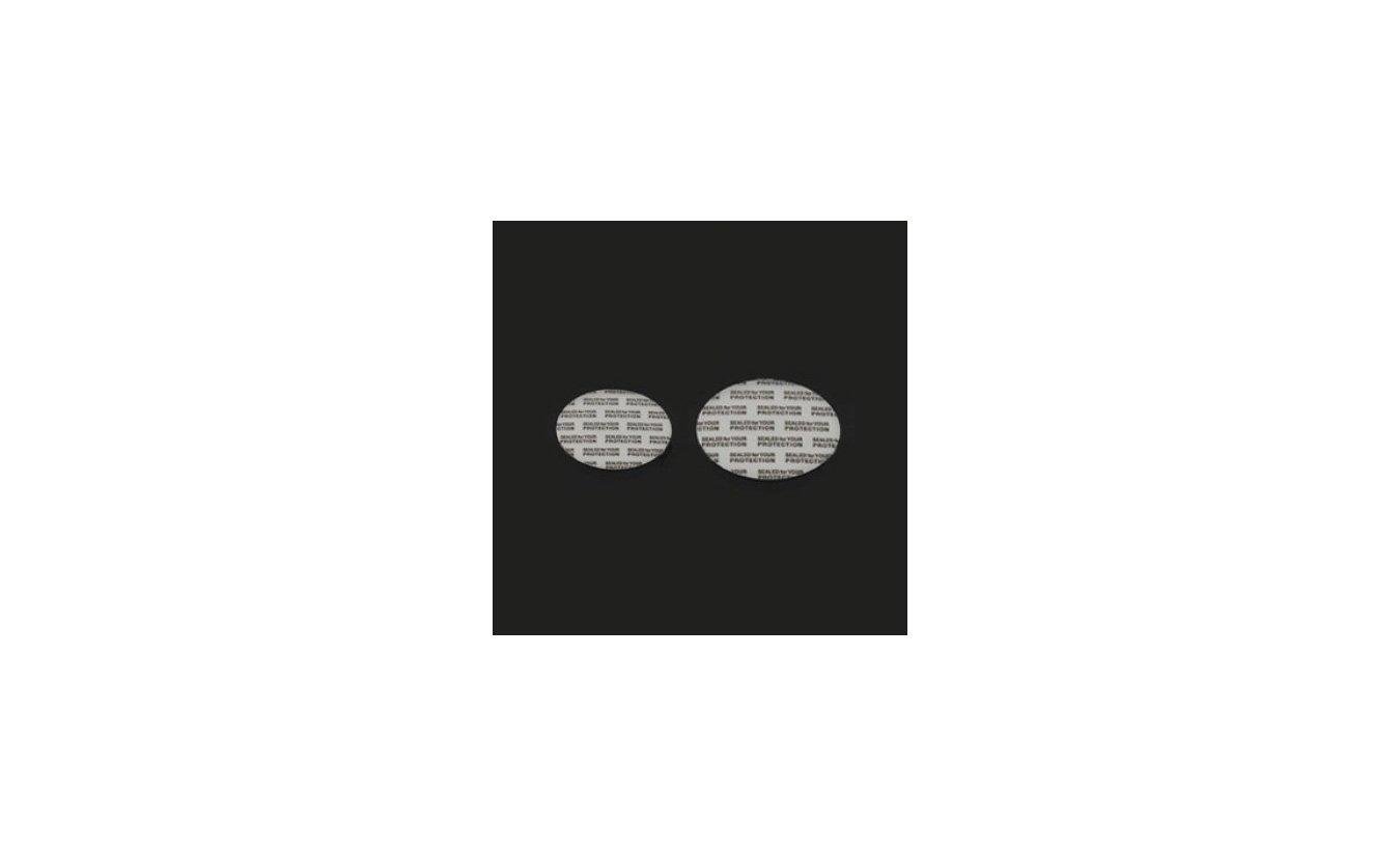 Tamper-evident seals for wide neck jar, standard