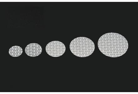 Originalitätssiegel für Kosmetikdose, für trockene Güter
