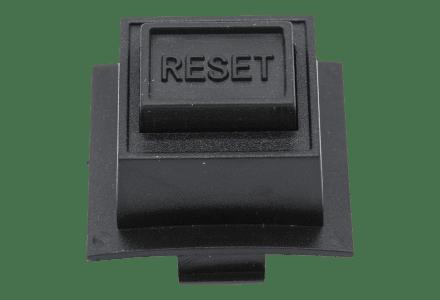 MD4 reset knop (Zwart)