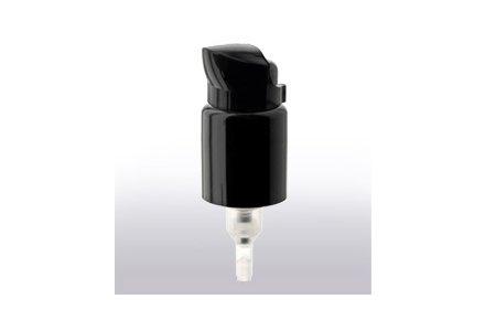 Pumpverschluss mit Dosiervolumen 0,50 ml, Metropolitan Lotion, schwarze Schutzkappe (1 stk)