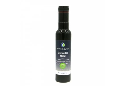 Kolloidales Gold Essenz 5ppm, 250 ml