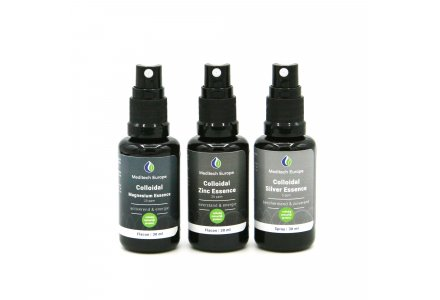 Colloidal Mineral spray set