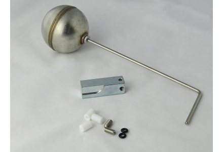 "Float Assembly, 5"" long stem"