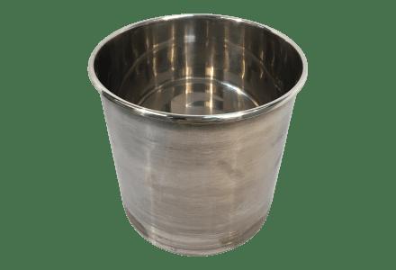 MD4 Heizelement mit Behälter