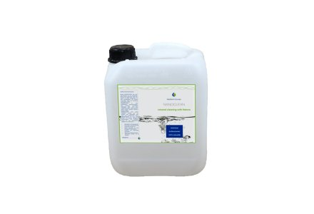 NanoClean Cleaning and disinfecting 5L Jerrycan