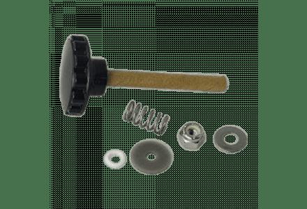 Lid knob kit
