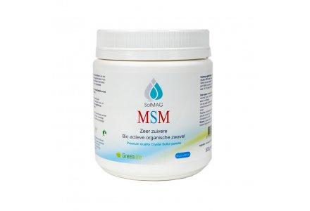 Himalaya MSM-Kristallpulver