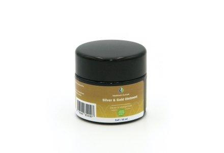 Kolloidale Silber-Salbe 50 ml