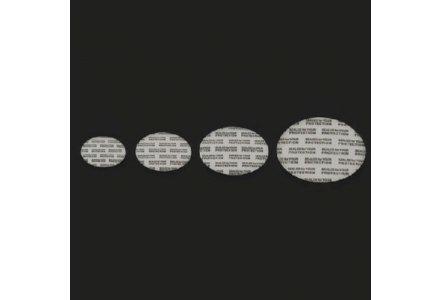 Tamper-evident seals for wide neck jar, wide