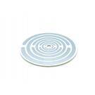 Polarizer Plate Weiß (70 mm)